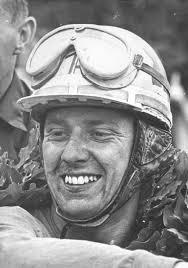 Torsten Hallman. Tävlade för UMCK i 20 säsonger i både motocross och tillförlitlighet (enduro) under åren 1957 – 1976. Körde i klasserna 250 – 500cc. - gladsegrare