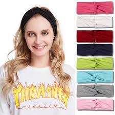 Женская <b>повязка</b> на голову COKK <b>Turban</b>, эластичная лента для ...