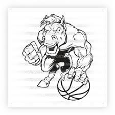 Image result for mustang basketball player