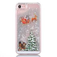 iPhone 6/6s Funny Case,Fusicase Style <b>Christmas Tree</b> Rudolph ...