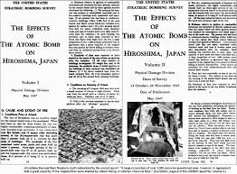 peace through tested proved and practical declassified above hiroshima thermal flash firestorm myth debunked by the secret report a large proportion of over 1 000 persons questioned was however in agreement
