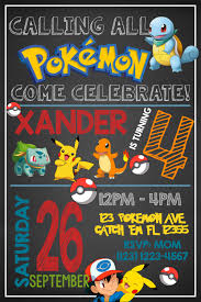 pokemon party invitation printables 3 styles to choose from pokemon invitation pokemon birthday invitation pokemon invite pokemon thank you pokemon go invitation pokemon party pokemon birthday
