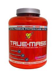 Shop BSN <b>True</b>-<b>Mass Ultra Premium Protein/Carb</b> Matrix online in ...