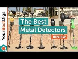 Best Metal Detector Review (Under $250) - YouTube