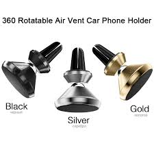 <b>360 Rotatable Air Vent</b> GPS Car Phone Holder for Apple iPhone ...