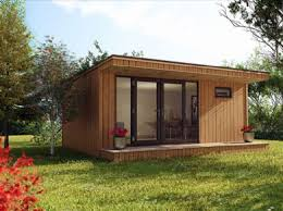 another producer of garden offices on the market is oeco they produce a more substantial office building while keeping the process as simple as possible building a garden office