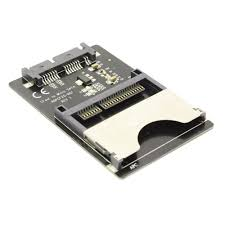 <b>Адаптер micro</b> SATA -> Cfast <b>Espada</b> CFmS — купить, цена и ...