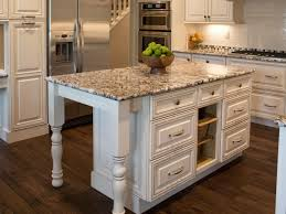 brown mesmerizing kitchen island