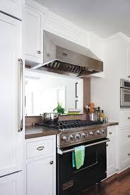 hood vent model home kitchen
