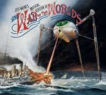 CD <b>Jeff Wayne's</b> War of the Worlds - Mr Chip's Emporium
