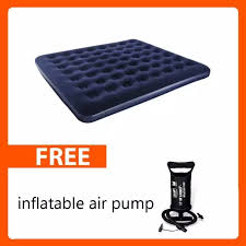 <b>Bestway</b> King Size Inflation Airbed With Pump 183*203*22cm ...