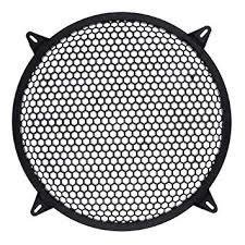 WOVELOT Subwoofer <b>Grid Car</b> Speaker Amplifier <b>Grill</b> Cover Mesh ...