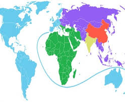 A Surprising Map of the World Shows Just How Big <b>China's</b> ...