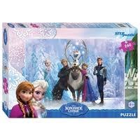 <b>Пазл Step puzzle</b> Disney Холодное сердце (95028), деталей: 260 ...