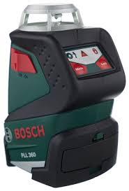 <b>Лазерный</b> уровень самовыравнивающийся <b>BOSCH</b> PLL 360 ...