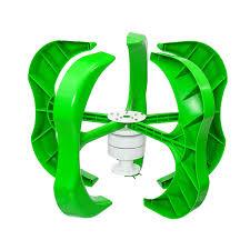 <b>600W</b> 5 Blades 12V/24V/48V <b>Wind Turbine Generator</b> Vertical Axis ...