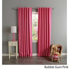 red drapes bed bath