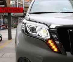 Фары (Тюнинг Комплект)Toyota Land Cruiser Prado 150 2013-2016
