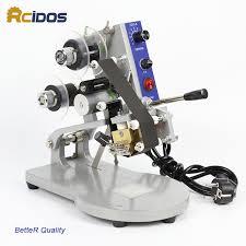 DY 8 Color Ribbon Hot <b>Printing Machine</b>,RCIDOS direct thermal ...