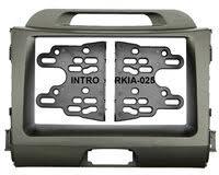 «<b>Переходная рамка INTRO RKIA</b>-N25 <b>KIA</b> Sportage3 10+ 2DIN ...