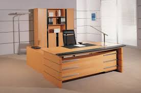 furniture office tables design table ideas dark brown wooden u shape rectangle black storage cabinets stainless black office table