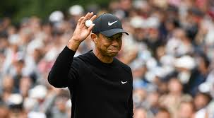 <b>Tiger</b> Woods' <b>Round</b> 1 at the ZOZO CHAMPIONSHIP by the numbers
