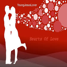 <b>Hearts of Love</b> by YoungJesusLover