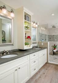 cherry kitchen cabinets rustic bucks county this eclectic bathroom located in media pa is featuring traditional ch