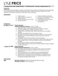 manager cv example for management   livecareerall cv    s and cover letters are  able as adobe pdf  ms word doc  rich text  plain text  and web page html formats  click to enlarge image