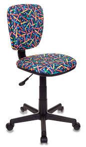 Купить <b>Кресло</b> детское <b>БЮРОКРАТ CH</b>-<b>204NX</b>, <b>синий</b> в интернет ...