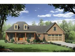 Creole Creek Country French Plan D    House Plans and MoreCountry French Style House With Rustic Touches