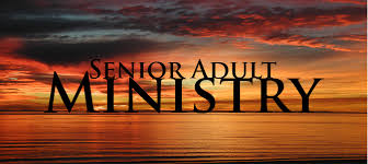 Image result for senior adults ministry