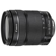Купить <b>Объектив Canon EF</b>-<b>S</b> 18-135mm f/3.5-5.6 IS STM в ...
