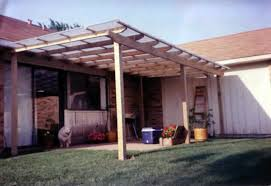 covered patio built