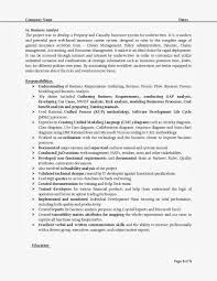 resume for business analyst resume for business analyst 5659