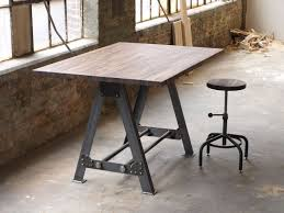 Kitchen Island Bar Table Hand Made Industrial A Frame Table Kitchen Island Bar By