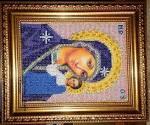 Вышивка иконки крестиком