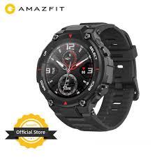 <b>New</b> 2020 <b>CES Amazfit T</b> rex T-rex Smartwatch Control Music 5ATM ...