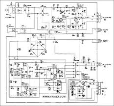 electronic circuits page    next grlcd tv power supply circuit diagram