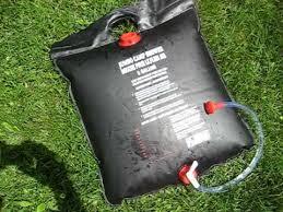<b>Solar Camp Shower</b> Bag Demonstration & Review - YouTube