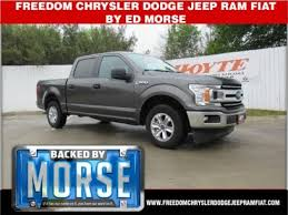 Used 2018 Ford F150 XLT for sale in DURANT, OK 74701: Truck ...