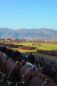 melissa mitchell s marketing coordinator goabroad interviews swazi reed dance in swaziland