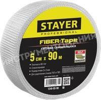 That <b>Серпянка самоклеящаяся FIBER</b>-<b>Tape</b> 5 см х 90 м <b>STAYER</b> ...