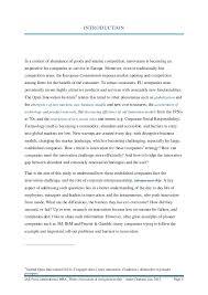 Anne Chanard mba thesis on innovation and intrapreneurship SlideShare        IAE Paris  International MBA  Thesis