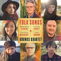 "George Graham Reviews <b>Kronos Quartet's</b> ""<b>Folk</b> Songs"""