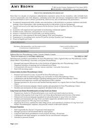 cover letter executive secretary resume sample resume sample for cover letter cover letter template for executive secretary resume sample examples example administrativeexecutive secretary resume sample