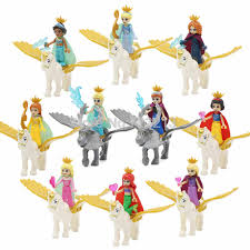 <b>Single</b> legoing <b>Princess</b> Girl <b>Sale</b> Elf Figure White Snow Tinker Bel ...