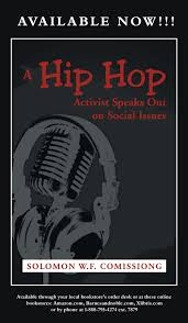 books solomon comissiong my fourth book a hip hop