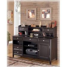h371 48 ashley furniture carlyle black home office desk ashley furniture home office desk