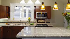Tile Kitchen Countertops 5 Surprisingly Modern Tiled Countertops
